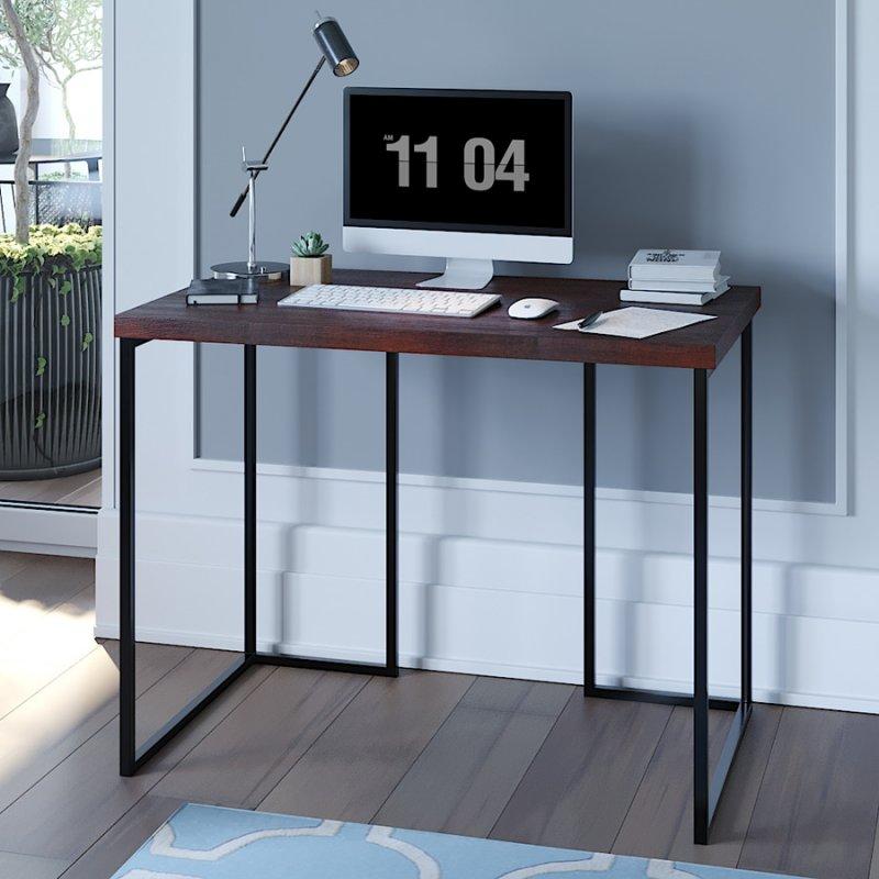 Компьютерный стол Fenster Вега 1 Коричневый 75,5x100x60,5