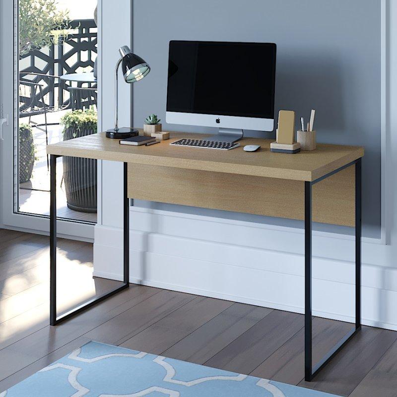 Компьютерный стол Fenster Вега 2 Бук 75,5x120x60,5