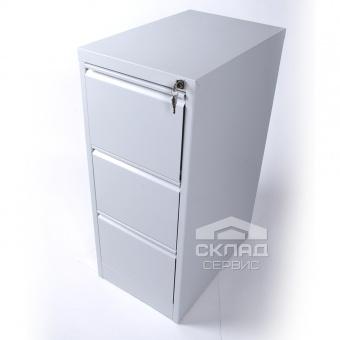 Купить Картотечный шкаф для папок формата А4 (А-43) 995x408x485 мм