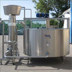 Buy Mini dairy plants capacity 500-1.000 l / shift