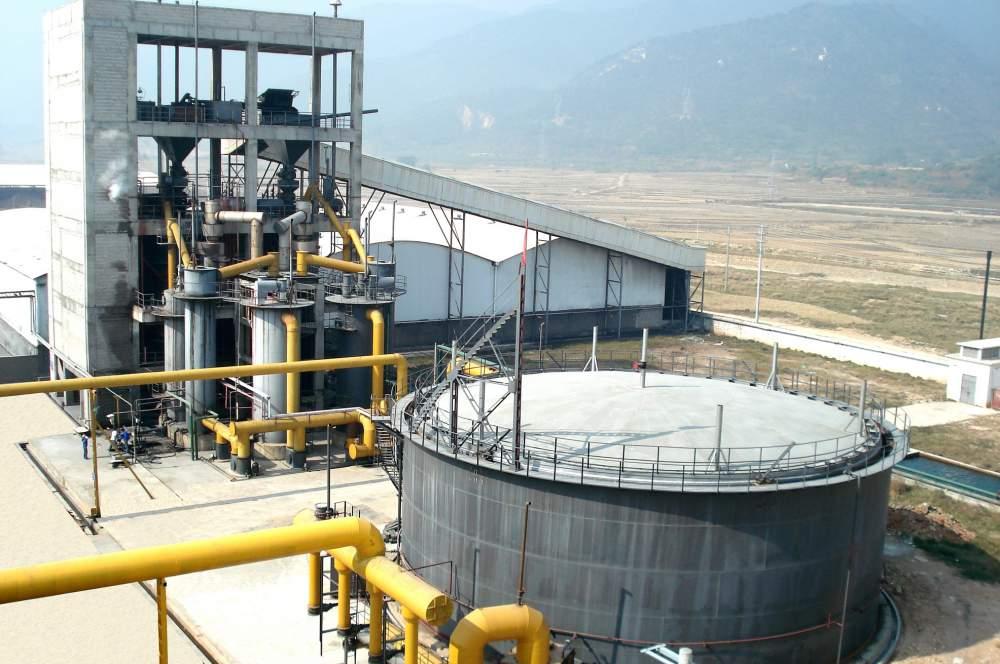 Газификаторы промышленные. Оборудование для производства синтез-газа из угля.