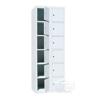 Buy The cellular cabinet SHO-300 / 2-12 (1800x600x500 mm)