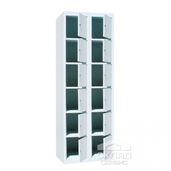 Buy The cellular cabinet SHO-400 / 2-12 (1800x800x500 mm)