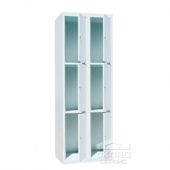 Buy The cellular cabinet SHO-400 / 2-6 (1800x800x500 mm)