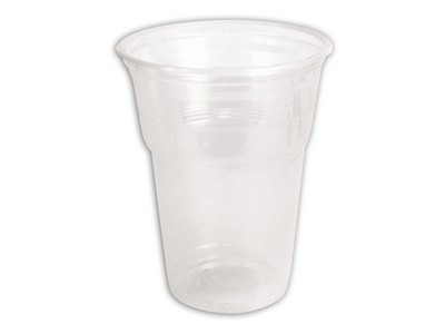Стаканы полипропиленовые под пиво, под лимонад, под квас емкостью 0,5 л