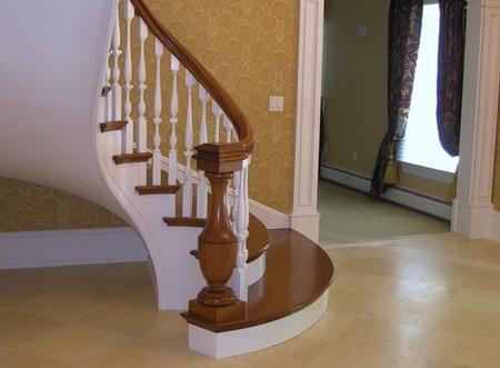 Лестница для дома бетонная лестница