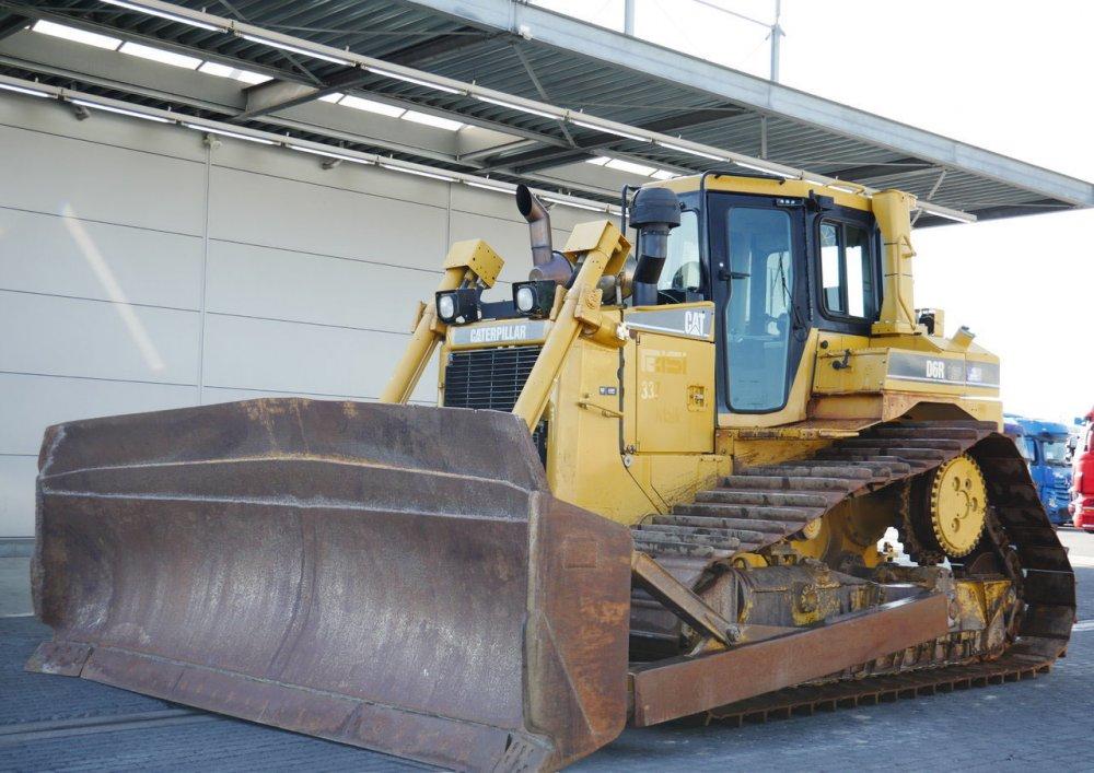 Бульдозер Caterpillar D6R LGP III.