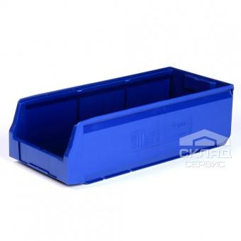 Купити Пластиковий лоток (500h225h150 мм) синій