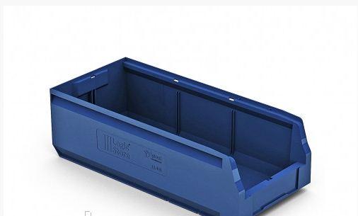 Купить Пластиковый складской лоток 500х225х150 мм