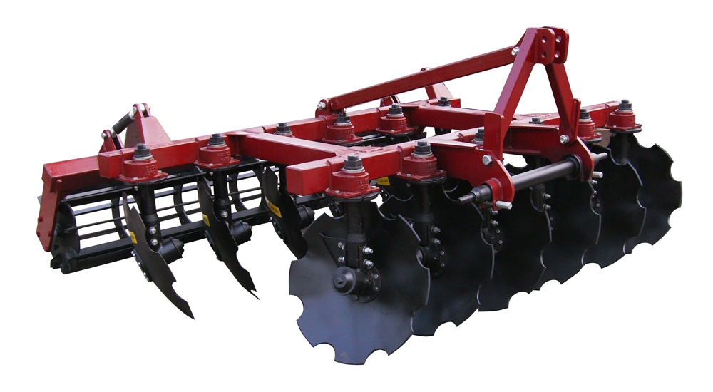 Плуг дисковый ПДМ-2,2,  предназначен для основной обработки различных почв под зерновые и технические культуры, не засоренные плитняком и другими препятствиями, укомплектован дисками из борсодержащей стали