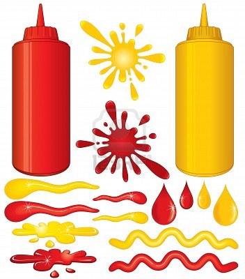 Бутылки из пластика для кетчупа