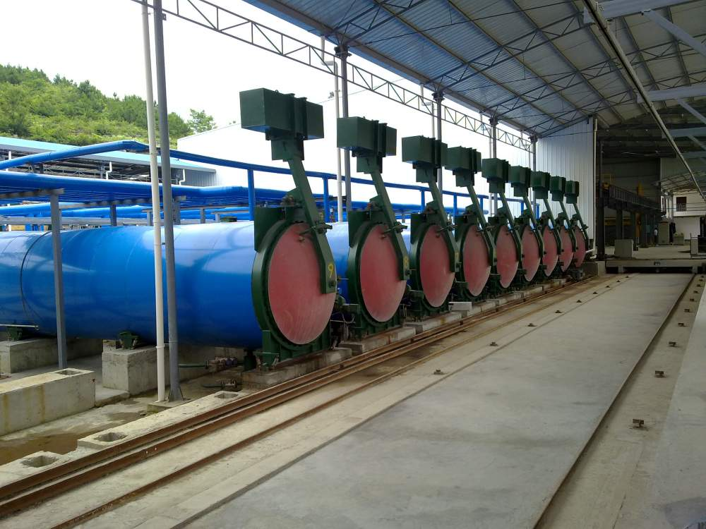 Buy Autoclaves industrial for production of a gas concrete.
