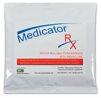 Очиститель медикаторов MedRX RX Cleaner, пакет 85 г