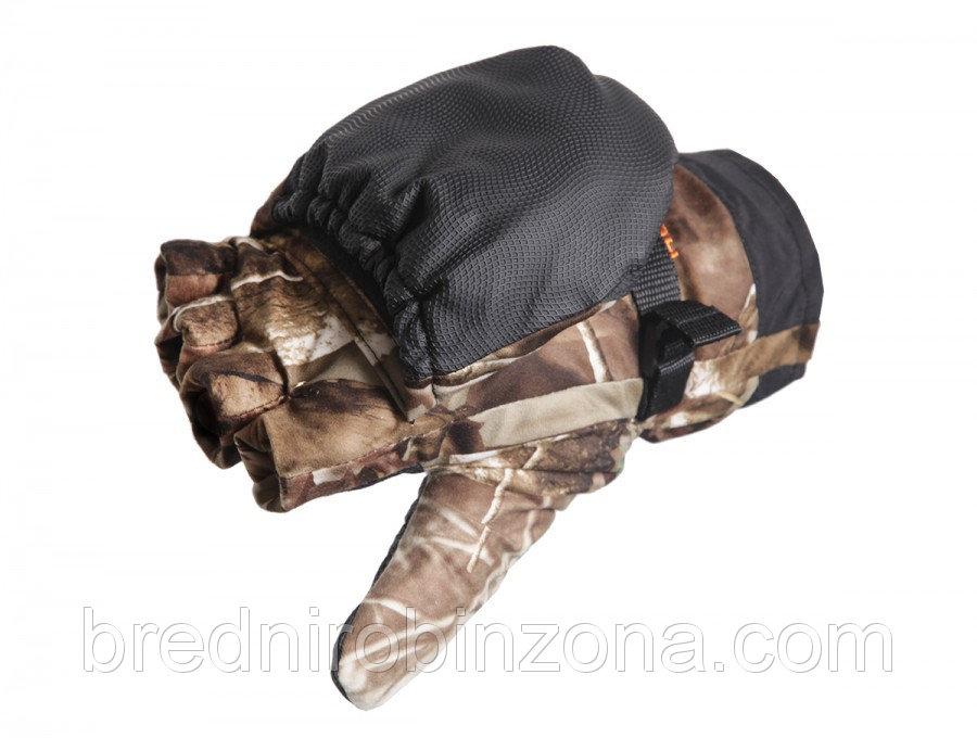 Купить Перчатки – Варежки Norfin Hunting Passion (L)