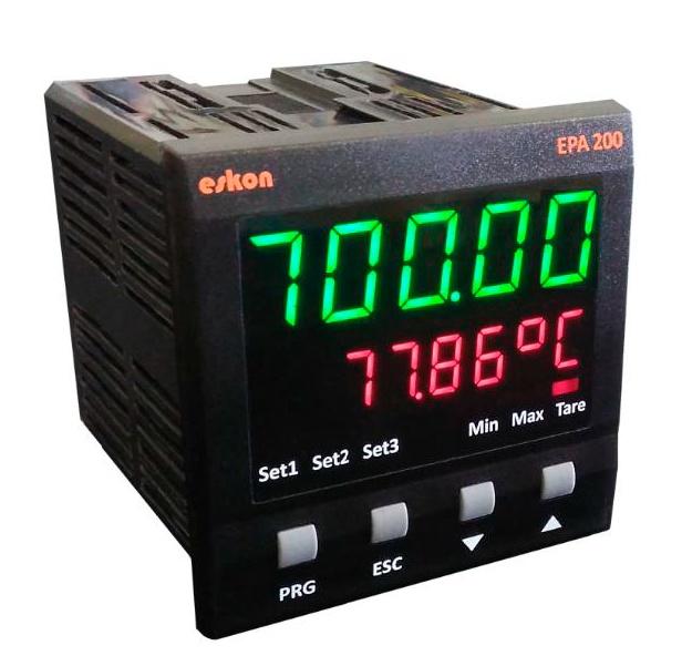 Купить Многофункциональный универсальный измерительный контроллер серии EPA200
