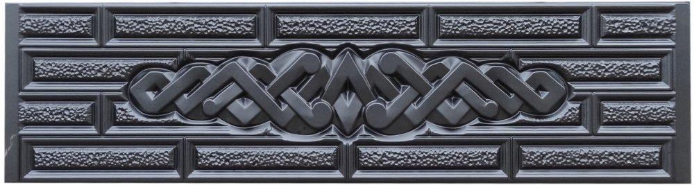 Купить Новые формы из АБС пластика для производства и изготовления бетонных заборов № 84 Будформа