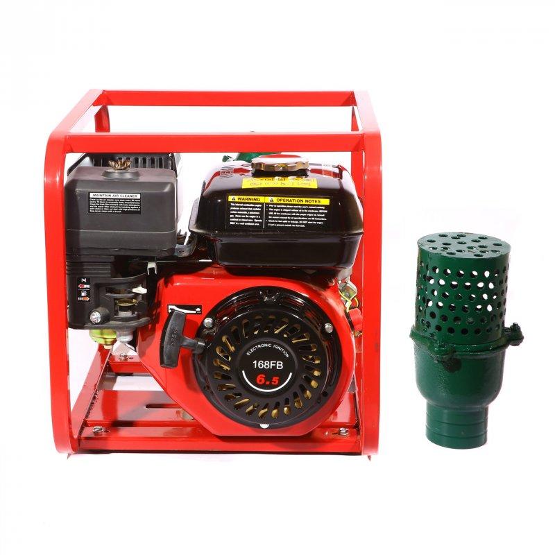 Купить Мотопомпа бензиновая WEIMA WMQBL65-55 (высоконапорная для капельного полива, 35 куб.м/час)