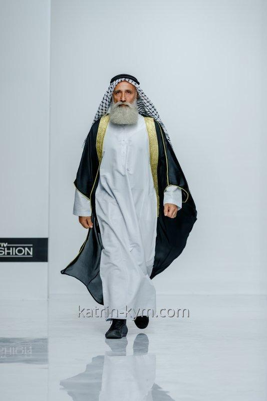 Накидка шейха