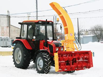 Купить Снегоочиститель шнекороторный ФРС-200М