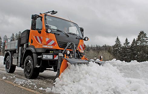 Купить Односекционные снегоуборочные отвалы серии CPM AEBI-SCHMIDT