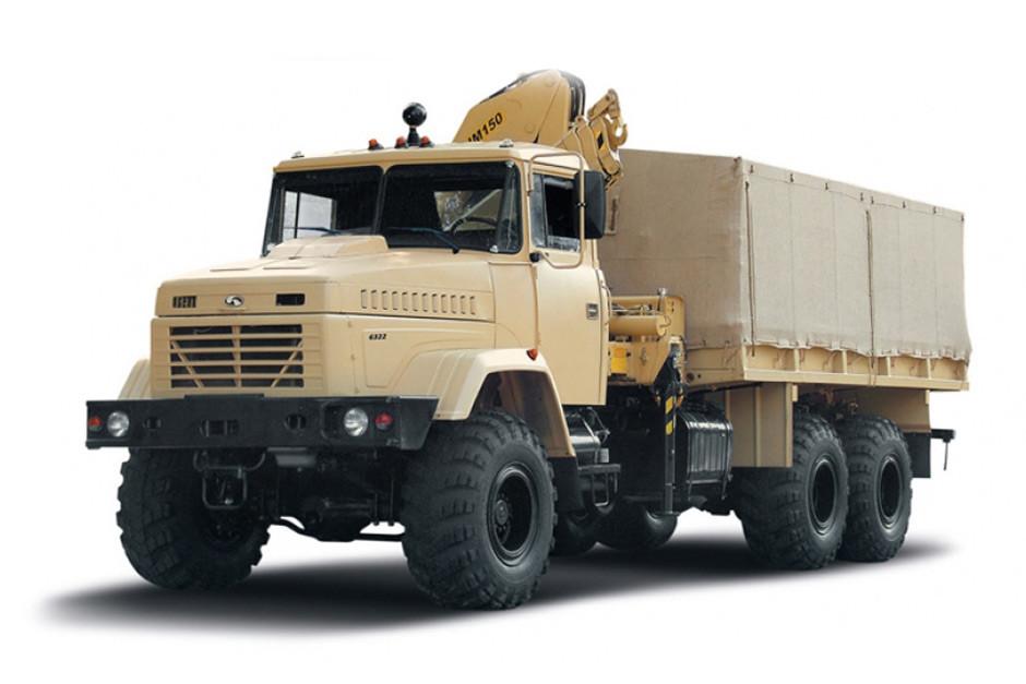 Купить Ремонтно-эвакуационный автомобиль КрАЗ 6322