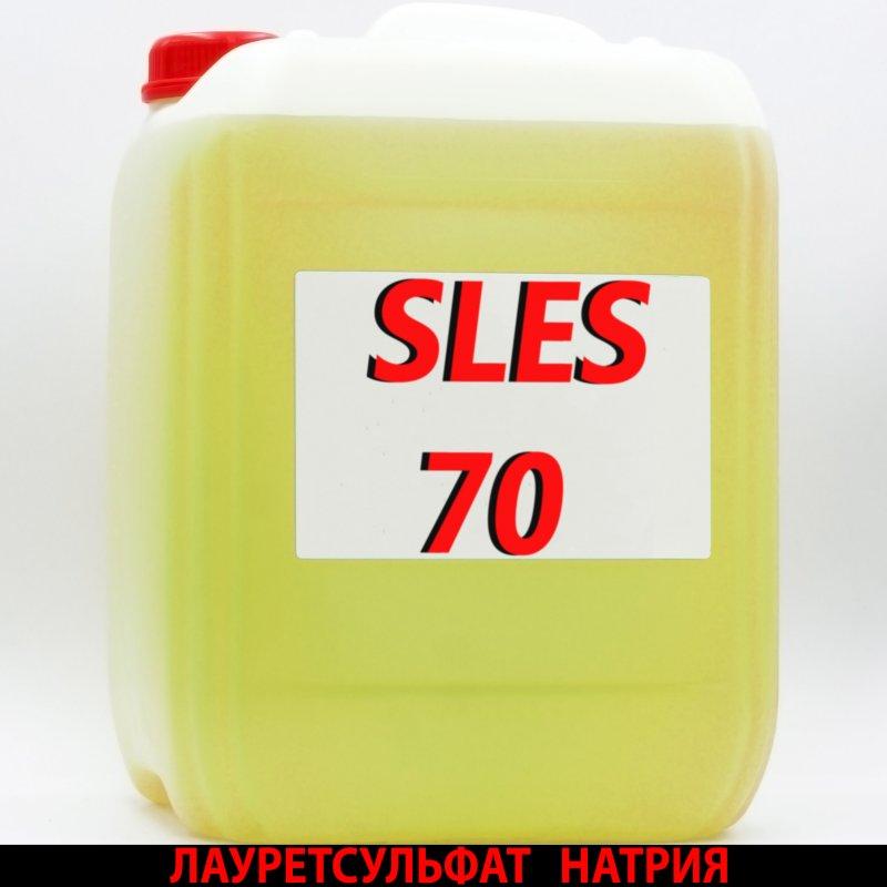 Анионогенный ПАВ SLES 70%
