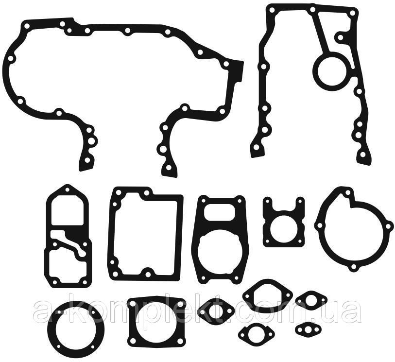 Купить Комплект прокладок двигателя Д-65 (ЮМЗ) (арт-19110)