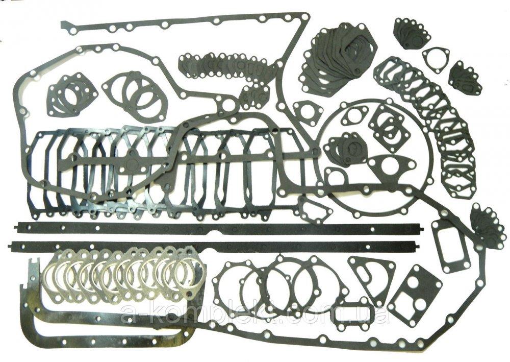 Набор прокладок двигателя ЯМЗ-240 (раз. гол.)(без ГБЦ) арт.19340