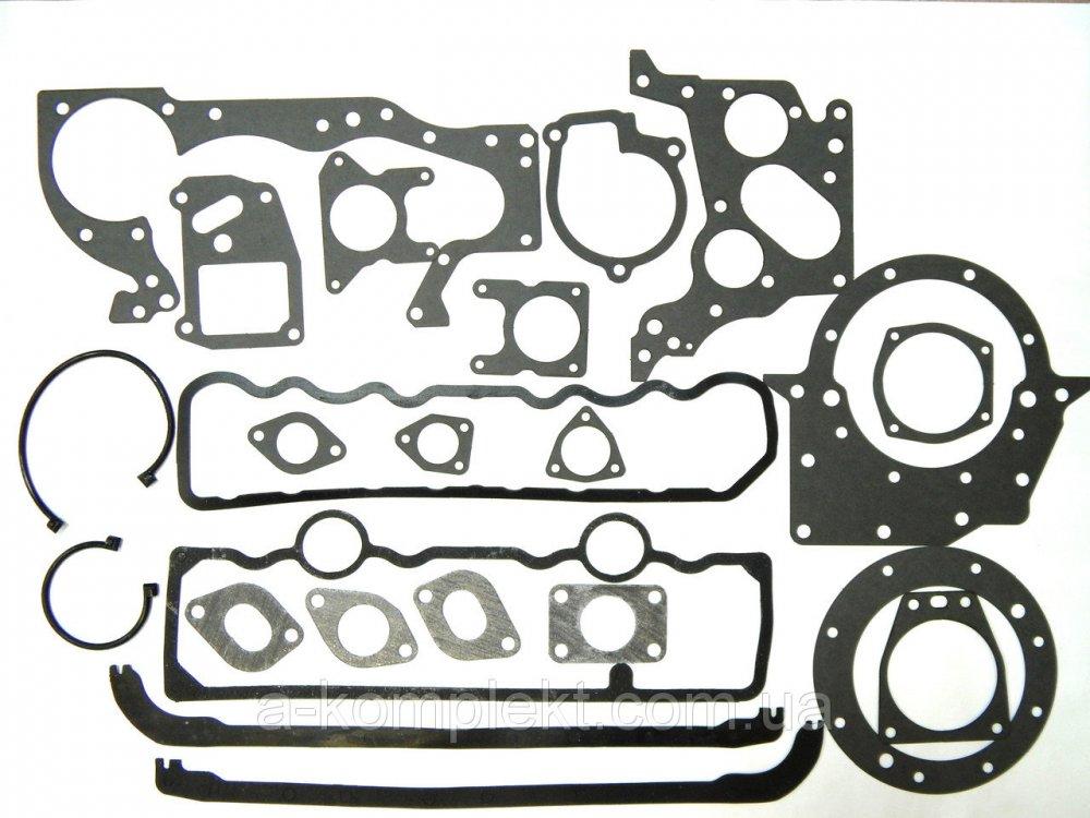 Набор прокладок двигателя Д-240 трактора МТЗ (без ГБЦ)