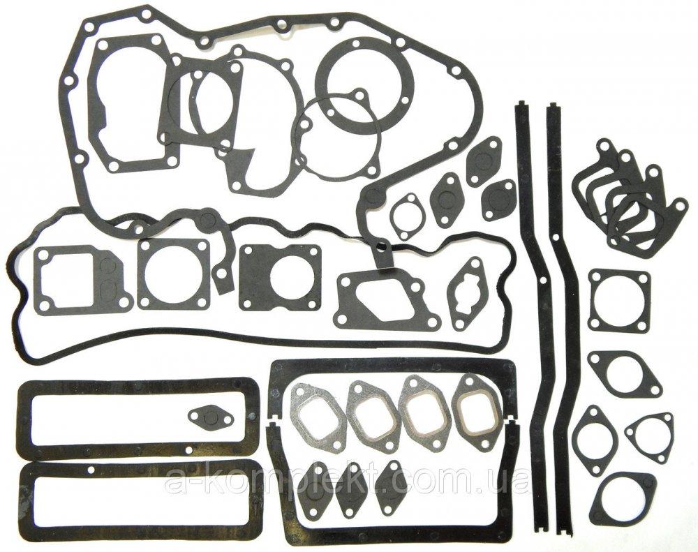 Набор прокладок двигателя А-41 «Алтаец»(совм.гол.)(без ГБЦ) (арт.19071)