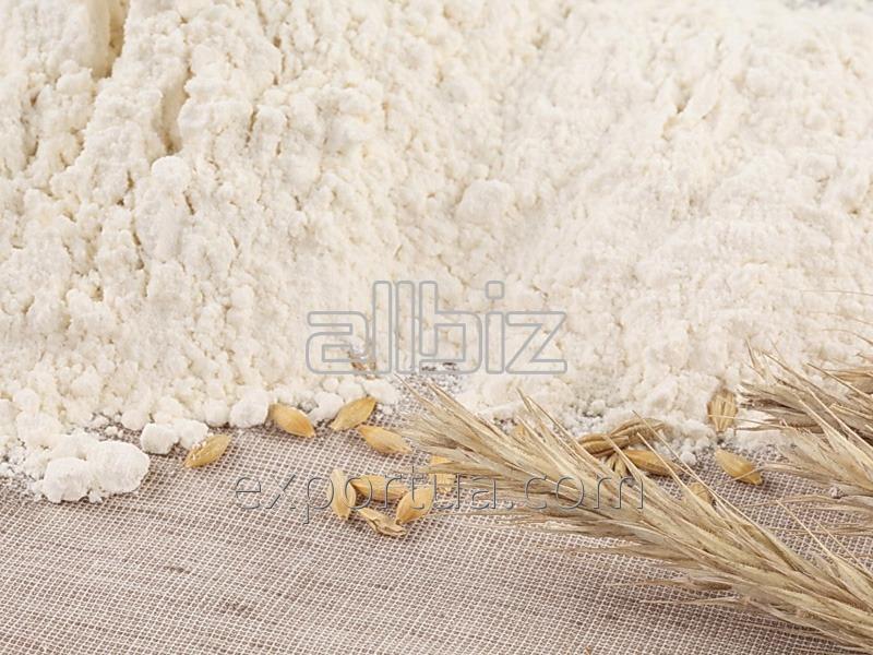 Мука пшеничная хлебопекарская высший сорт - без ГМО, в мешках 10 кг