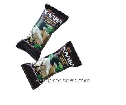 Халва с ароматом ванили Конфета 35 - 37г