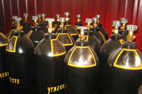 Углекислота жидкая (диоксид углерода) ДСТУ 4817:2007