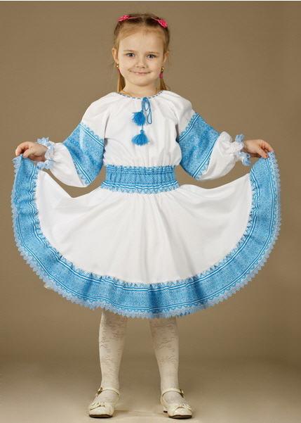 Платья детские - вышиванка ЖП 25