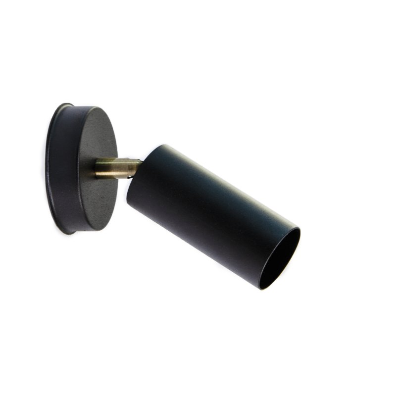 Buy Industrial style Wall Light Chime W110 Black