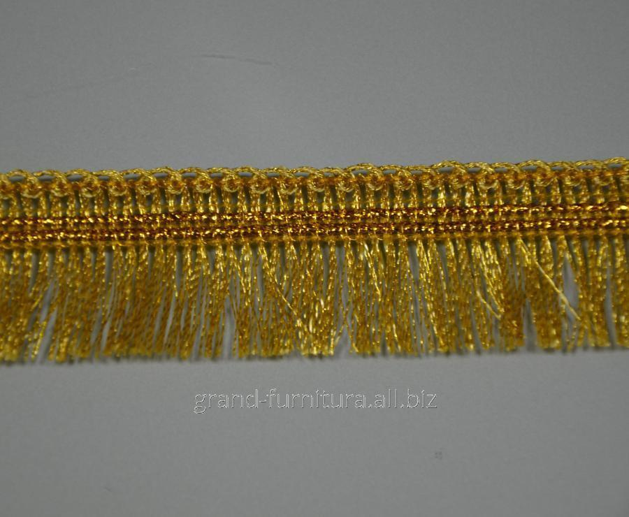 The fringe decorative width is 3 cm, art 1744