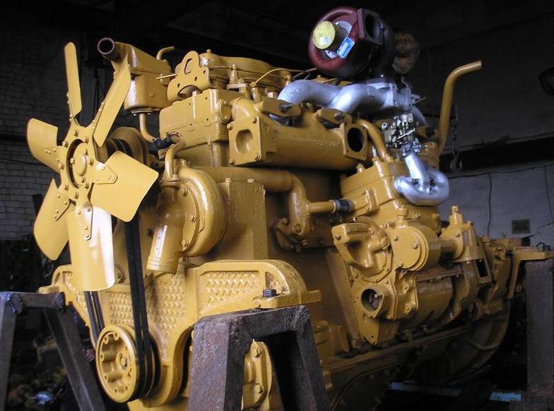 Купить Двигатель Д-160 после капитального ремонта к бульдозеру Т-130 / Т-170