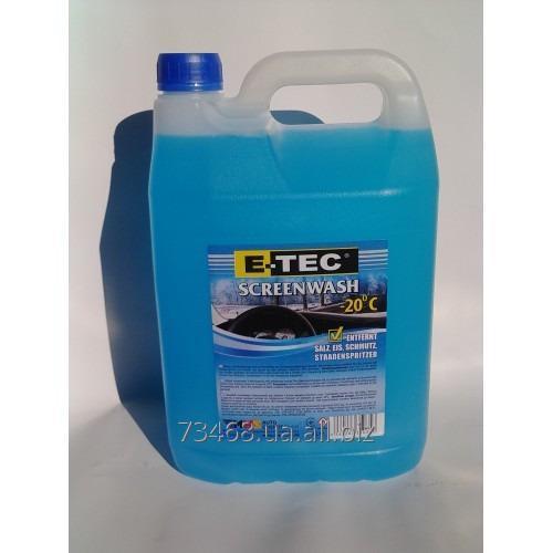 Купить Омыватель стекла E-TEC -20С 4л