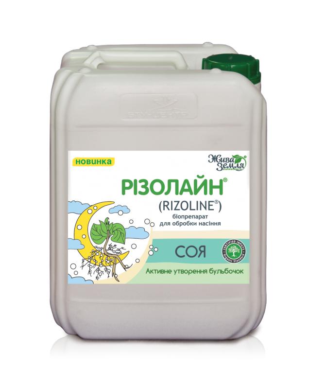 Buy BYOYNOKULYANT RYZOLAYN®-p + byoprotektoramy Ryzoseyv-r® - For predposevnoy inoculation semyan soy, peas and second crops bobovыh