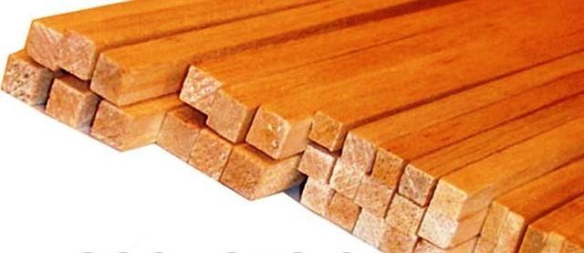 Рейка деревянная 20х40
