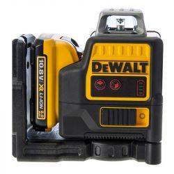 Купить Лазерный уровень 2-х плоскостной DeWALT DCE0811D1R