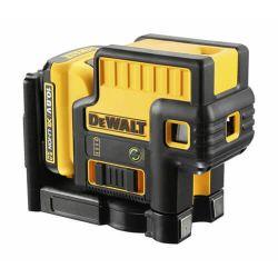 Купить Лазер самовыравнивающийся DeWALT DCE085D1G, 5 точек