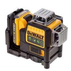 Купить Лазерный уровень 3-х плоскостной DeWALT DCE089D1G