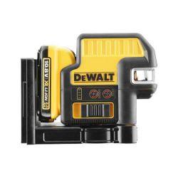 Купить Лазер самовыравнивающийся DeWALT DCE085D1R, 5 точек