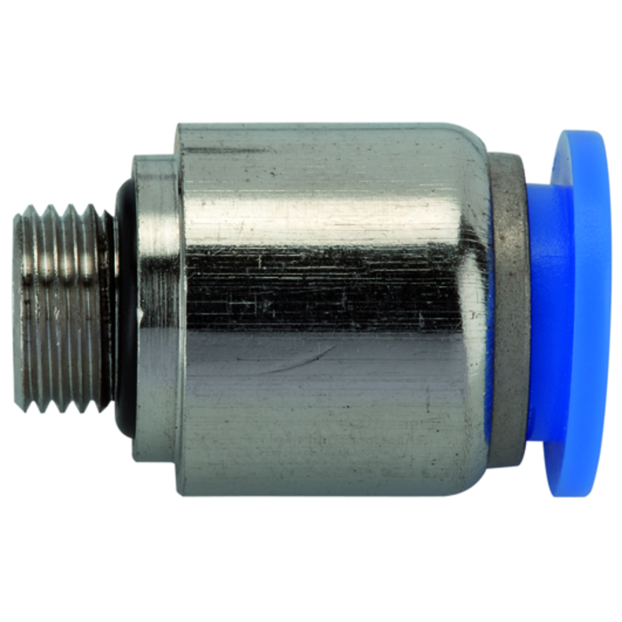 Купить Male connectors, round, parallel male thread with O-ring and inner hex - K-STECKVERSCHR RU AGR OR