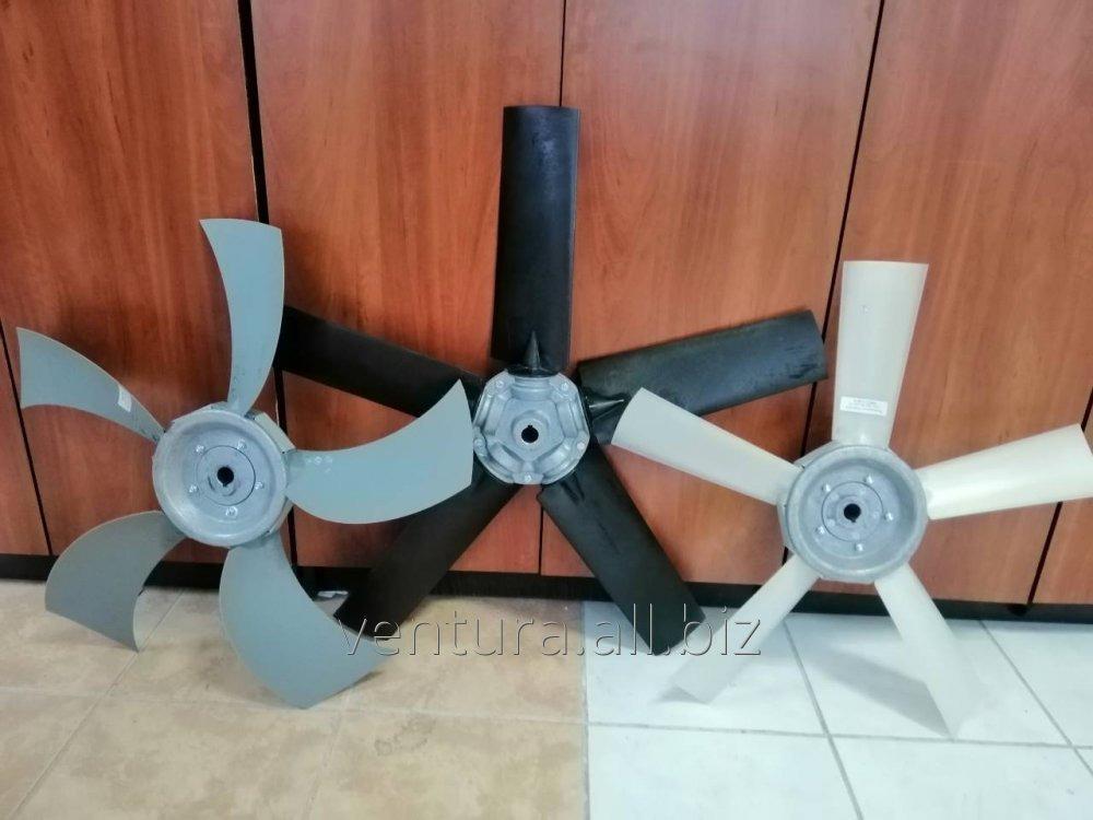 Купить Крыльчатка для вентилятора