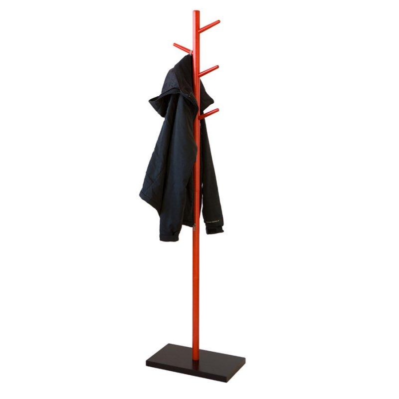 Купить Напольная вешалка Fenster Реаль Красно-чёрная