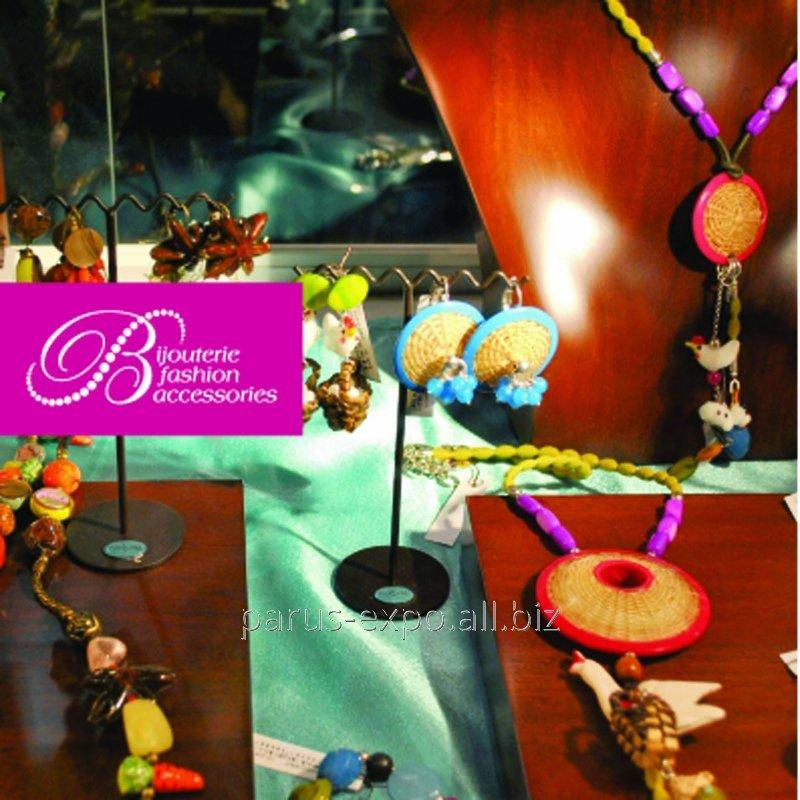 Выставка-салон BIJOUTERIE FASHION ACCESSORIES
