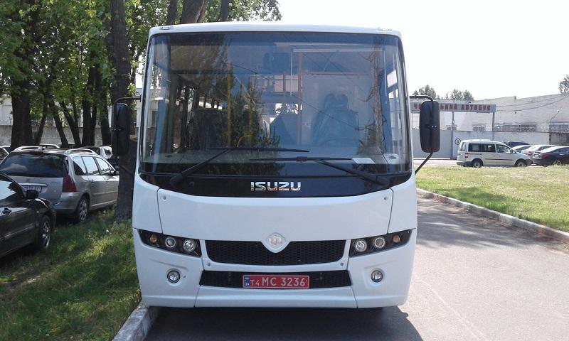 Туристический автобус ATAMAN A-09216 туристичний