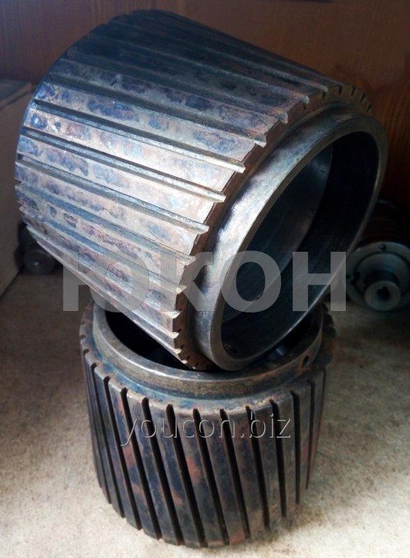 Обечайка 145\100 Нарезная для гранулятора ОГМ-0.8